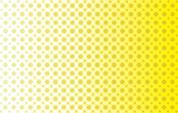 Fundo abstrato amarelo Imagens de Stock