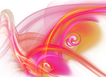 Fundo abstrato amarelo cor-de-rosa vermelho 1 Fotos de Stock Royalty Free