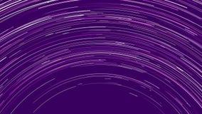 Fundo abstrato animado violeta video estoque