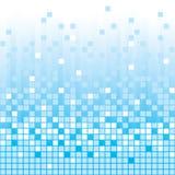 Fundo abstrato azul Fotografia de Stock Royalty Free