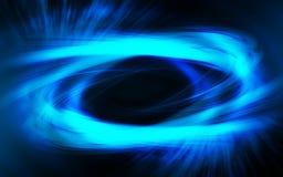 Fundo abstrato azul Fotografia de Stock