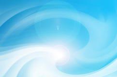 Fundo abstrato azul Imagem de Stock