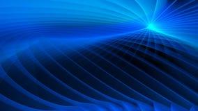 Fundo abstrato azul video estoque