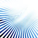 Fundo abstrato azul ilustração stock