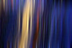 Fundo abstrato azul calmo Foto de Stock Royalty Free