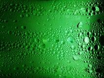 Fundo abstrato: bolha da soda da água gasosa imagens de stock