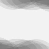 Fundo abstrato branco e cinzento Imagem de Stock