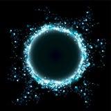 Fundo abstrato cósmico Fotos de Stock