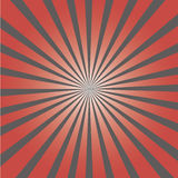 Fundo abstrato cinzento à moda do starburst & do sunburst Imagens de Stock