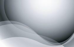 Fundo abstrato cinzento Fotografia de Stock