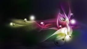 Fundo abstrato colorido Imagem de Stock