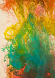Fundo abstrato colorido Fotografia de Stock Royalty Free