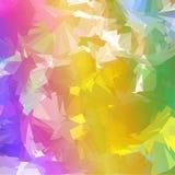 Fundo abstrato colorido Foto de Stock Royalty Free