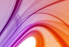 Fundo abstrato colorido Fotos de Stock Royalty Free