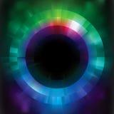 Fundo abstrato colorido do mosaico. EPS 8 Imagens de Stock Royalty Free