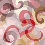 Fundo abstrato colorido do papel de parede cor-de-rosa Ilustração Stock