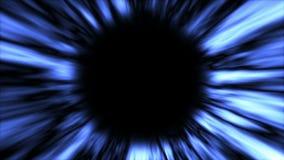 Fundo abstrato com buraco negro Contexto do espaço Fotos de Stock Royalty Free