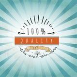 Fundo abstrato com citações tipográficas 100 Fotografia de Stock Royalty Free