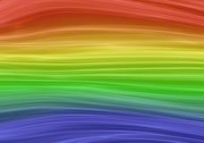 Fundo abstrato com cores do arco-?ris fotos de stock