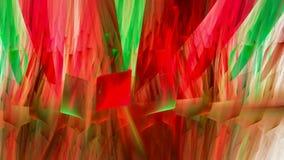 Fundo abstrato com cores suculentas Fotos de Stock Royalty Free