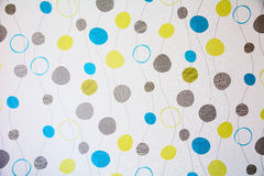 Fundo abstrato com elementos e linhas geométricos de differe imagens de stock