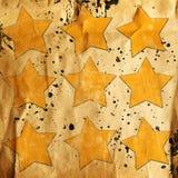 Fundo abstrato com estrelas Imagem de Stock Royalty Free