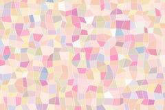 Fundo abstrato com forma do teste padrão da tira do triângulo Vetor, Web, estilo & geométrico ilustração stock