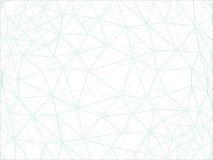 Fundo abstrato com formas geométricas triangulares Teste padrão à moda do triângulo Molde do projeto do contexto Imagem de Stock