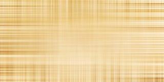 Fundo abstrato com ilustração de cor do ouro Fotografia de Stock