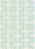 Fundo abstrato com linha de cor Foto de Stock