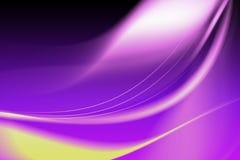 Fundo roxo abstrato Imagens de Stock