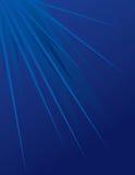 Fundo abstrato com máscaras azuis Fotografia de Stock