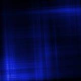 Fundo abstrato com obscuridade - testes padrões azuis Fotos de Stock Royalty Free