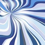 Fundo abstrato com ondas de dispersão Fotografia de Stock Royalty Free