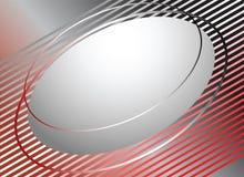 Fundo abstrato com oval. Imagens de Stock