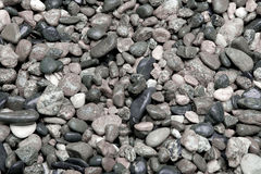 Fundo abstrato com pedras Imagens de Stock