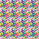 Fundo abstrato com pontos Imagem de Stock
