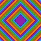 Fundo abstrato com retângulos mandala quadriculação 5 Foto de Stock