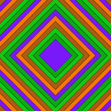 Fundo abstrato com retângulos mandala quadriculação 4 Imagem de Stock