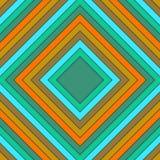 Fundo abstrato com retângulos mandala quadriculação 6 Imagens de Stock Royalty Free