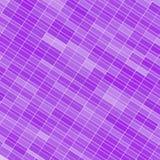 Fundo abstrato com retângulos roxos quadriculação Imagem de Stock Royalty Free