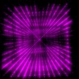 Fundo abstrato com teste padrão das linhas do lilac Imagem de Stock Royalty Free