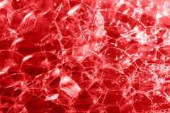 Fundo abstrato com textura da espuma Foto de Stock