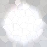 Fundo abstrato com um teste padrão geométrico Fotografia de Stock Royalty Free