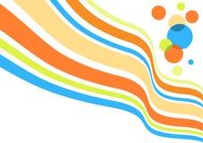 Fundo abstrato conceptual Imagem de Stock