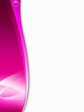 Fundo abstrato cor-de-rosa Ilustração Stock