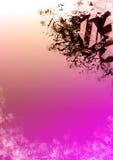 Fundo abstrato cor-de-rosa Imagens de Stock