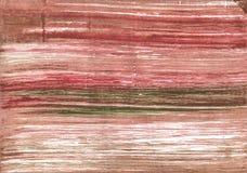 Fundo abstrato cor-de-rosa da aquarela de New York fotografia de stock