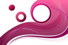 Fundo abstrato cor-de-rosa violeta Fotografia de Stock Royalty Free