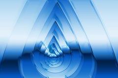 Fundo abstrato da água ilustração do vetor